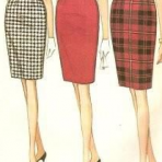 Basic Patternmaking – draft your own skirt block